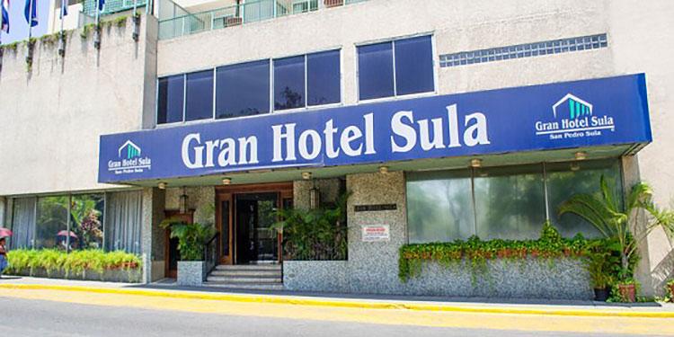 El reconocido Gran Hotel Sula dice adiós a todos sus clientes