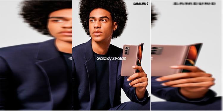 Galaxy Z Fold2: el teléfono inteligente ideal para profesionales multitasking