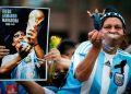 Grandes medios de comunicación en EEUU dedican columnas deportivas a Maradona