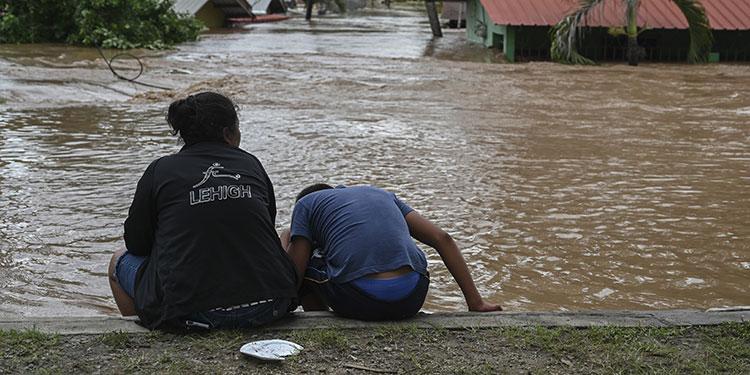 Copeco: ascienden a 58 las muertes por eta en Honduras