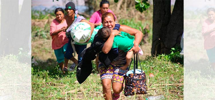 Más de 1,5 millones de niños afectados en Honduras por efectos de Eta y COVID
