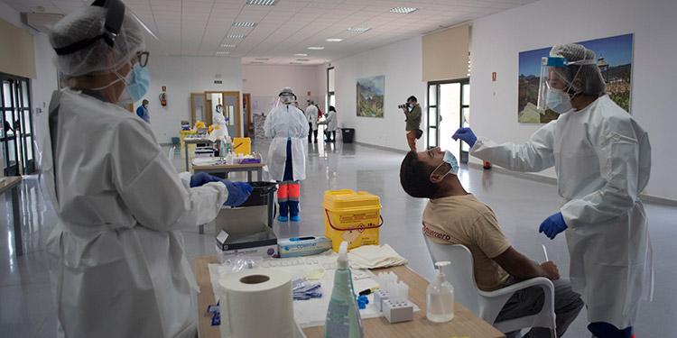 Coronavirus avanza en Europa