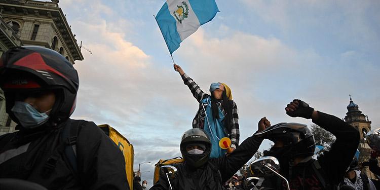 Congreso de Guatemala suspende proyecto