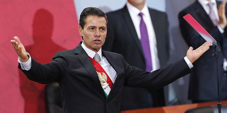 Fiscalía de México acusa a expresidente Peña Nieto de cohecho