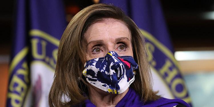 Demócratas reeligen a Nancy Pelosi