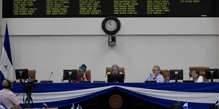 Nicaragua aprueba la cadena perpetua