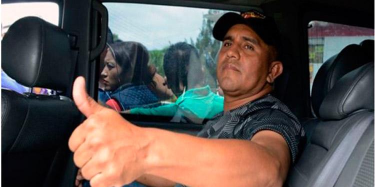 Suspenden audiencia a capitán Orellana
