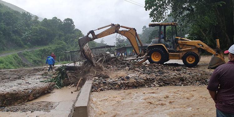 A medida mejora el tiempo afloran daños en zona oriental