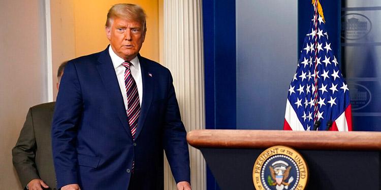 Trump encabezará celebración del Día de los Veteranos