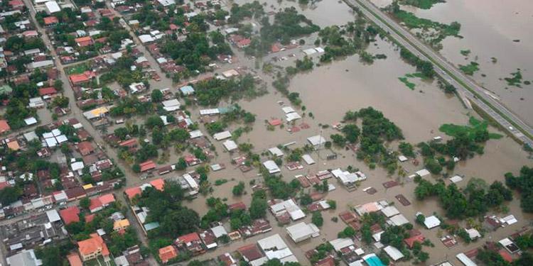Sefin otorga 200 millones para reparación de infraestructura en el Valle de Sula