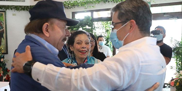 Hernández invitó a Ortega a una reunión virtual que se va a realizar el próximo lunes.