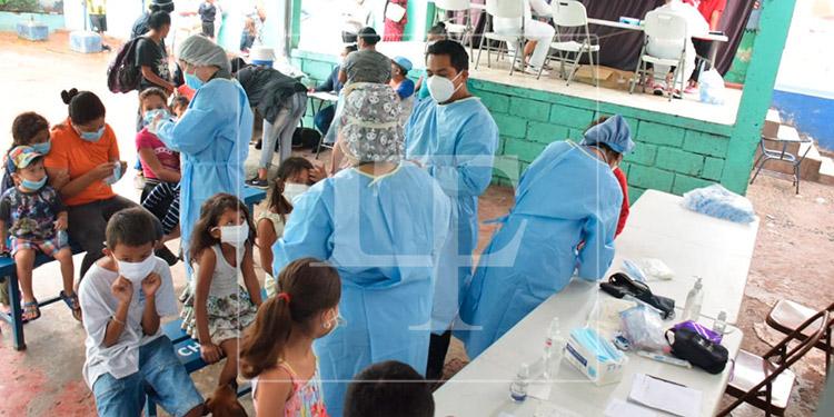 Realizan brigadas médicas en albergues de Tegucigalpa