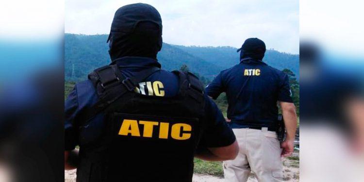 ATIC captura a exmilitar acusado de tres delitos en occidente