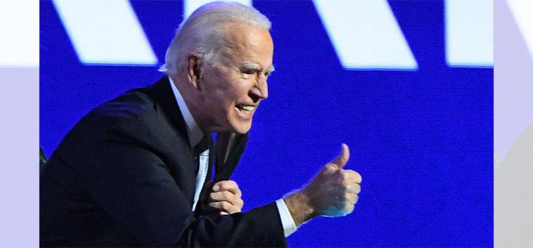 Biden gana al final 306 votos electorales contra 232 de Trump, dicen medios de EEUU