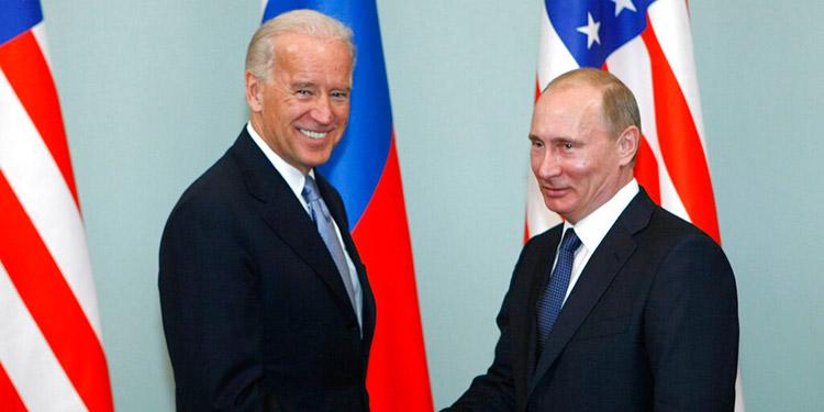 Putin no felicitará a Biden hasta que resultado sea oficial