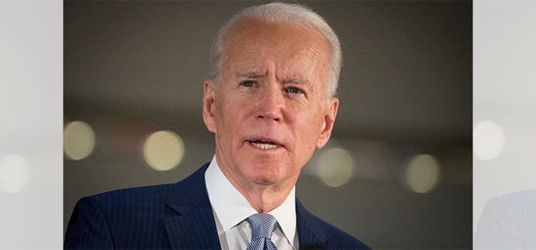 Joe Biden se solidariza con afectados por los huracanes Eta y Iota