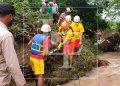 Recuperan cuerpo de guatemalteco arrastrado por quebrada en Talanga