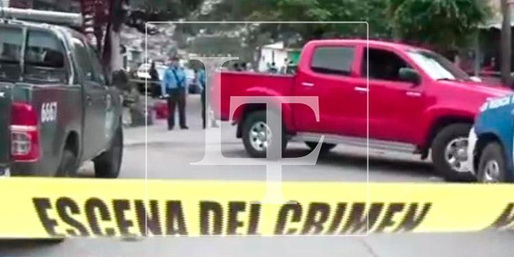 Matan a cobrador de autobuses en Comayagüela