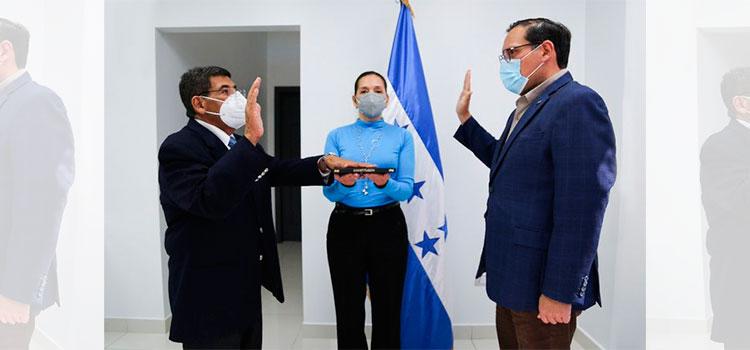Carlos Cordero juramentado como nuevo embajador de Honduras en el Vaticano