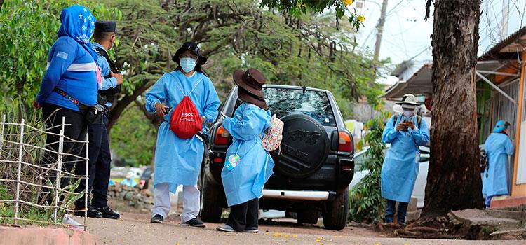 Honduras llega a los 106.116 contagios con COVID y 2.888 muertos