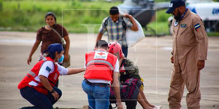 Cruz Roja advierte que el Eta ha agravado crisis humanitaria en Centroamérica