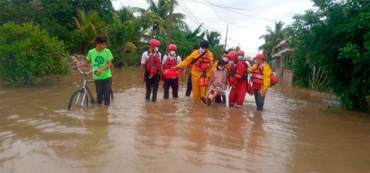 Unos 5,000 elementos de la Cruz Roja listos para atender a la población a nivel nacional