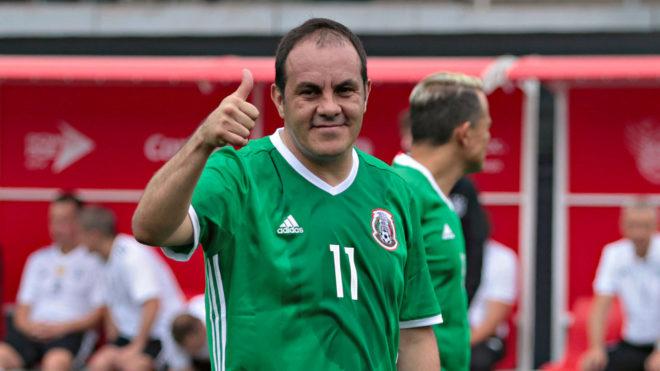Fatídica eliminación en el estadio Azteca