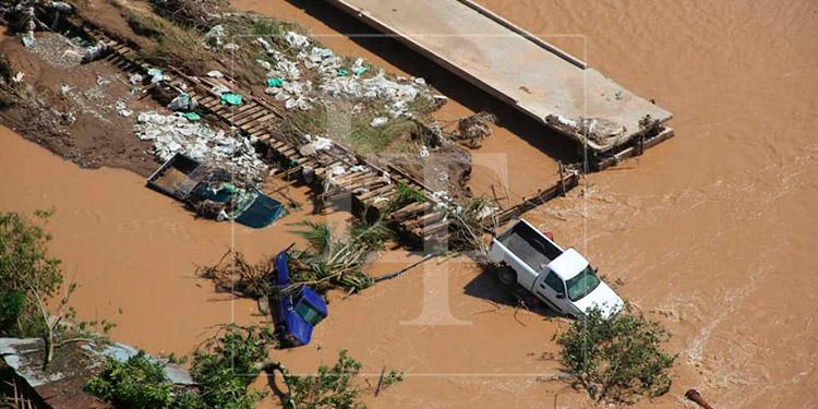 Copeco oficializa 57 muertes por Eta en Honduras