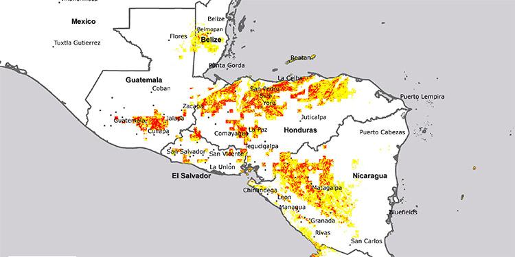 Lluvias dejan peligro de deslizamientos de tierra