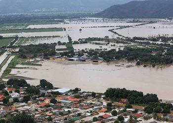 En Valle de Sula invertirán L 215 millones en 22 obras contra inundaciones