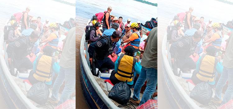 """Copeco pide evacuación y prepararse ante cualquier escenario por llegada del huracán """"Iota"""""""
