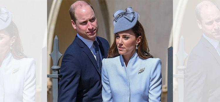 El príncipe Guillermo reapareció en público tras conocerse que tuvo COVID-19