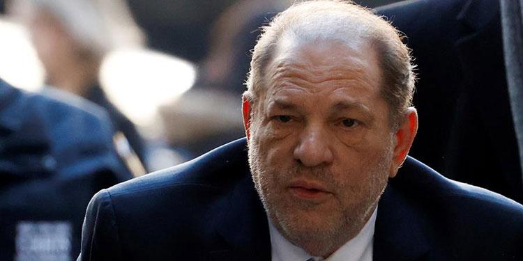 Aíslan en prisión al productor de cine Harvey Weinstein por síntomas de covid