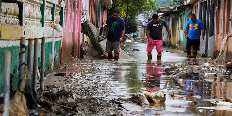 MSF: Más de 250.000 hondureños sin servicios médicos tras paso de Eta e Iota
