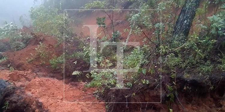 Sexagenaria muere soterrada en Intibucá