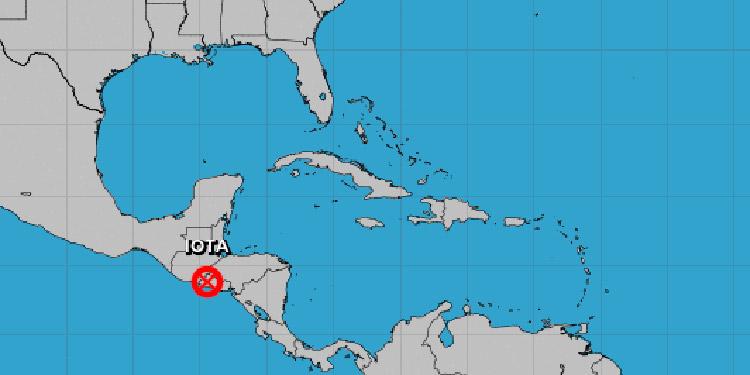 Iota se disipa sobre El Salvador tras dejar 28 muertos en Centroamérica
