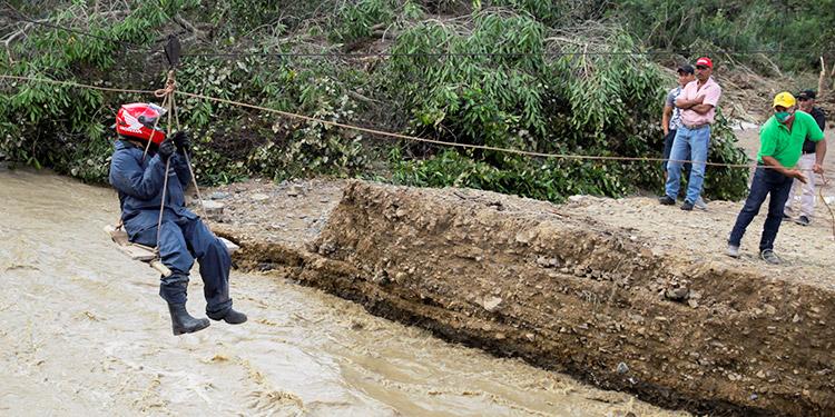 Reparar los daños que dejaron Iota y Eta en Honduras requiere de ayuda externa