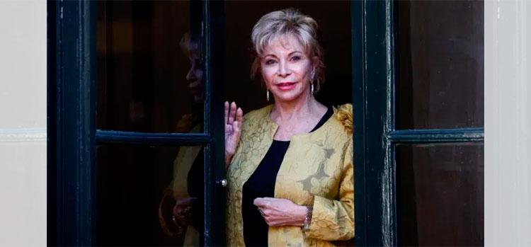Isabel Allende: EEUU ha optado por un neoautoritarismo en vez de democracia