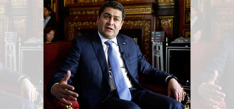 Presidente Hernández reitera que se cumplirá la ley con realización de las elecciones
