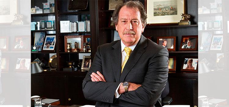 Cae el helicóptero en que viajaba Jorge Brito, destacado banquero argentino