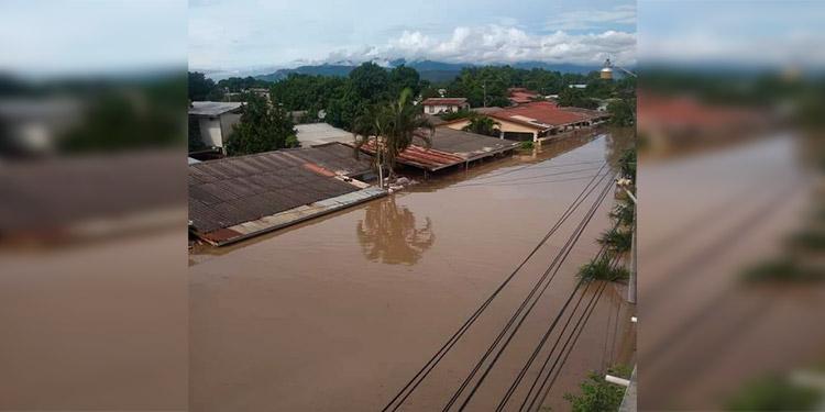 Hallan a un ahogado en el sector Planeta de La Lima, Cortés