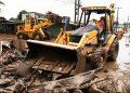 Norte de Honduras entre limpieza y partes anegadas por paso de Iota y Eta