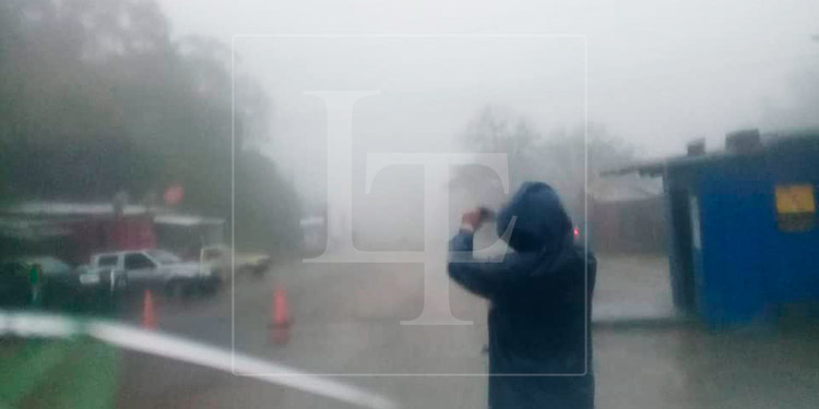 Honduras tendrá lluvias intensas por 24 horas a partir de este mediodía