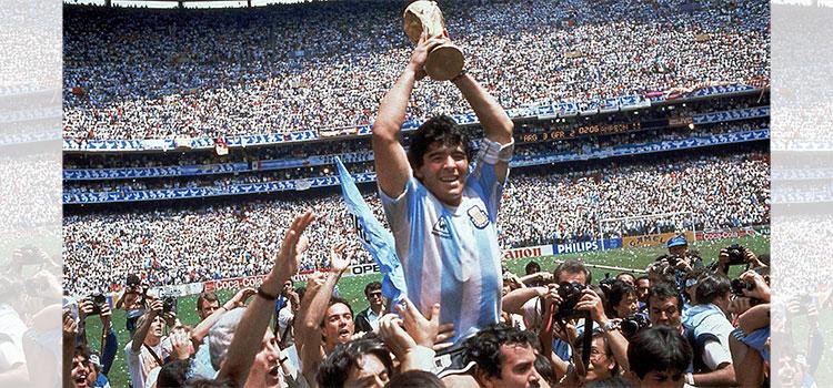 Para recordar: Las frases que definieron a Maradona