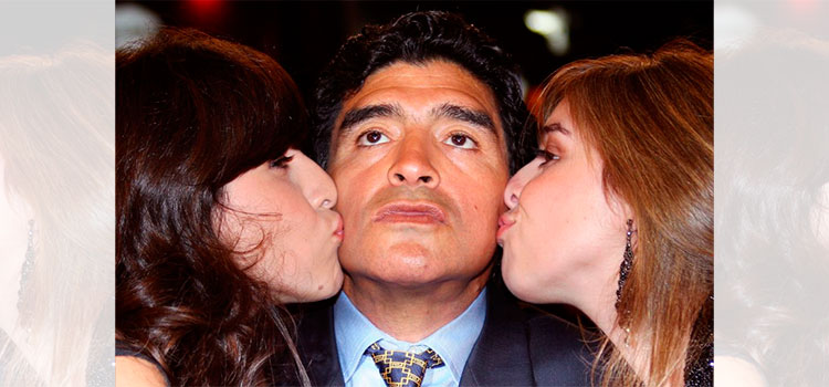 ¿Por qué Maradona desheredó a sus hijos?