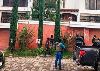 Fiscalías del Triángulo Norte ejecutan la operación 'Escudo Regional' contra maras y pandillas
