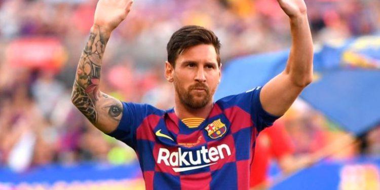 Barcelona sin Messi y de Jong ante el Kiev
