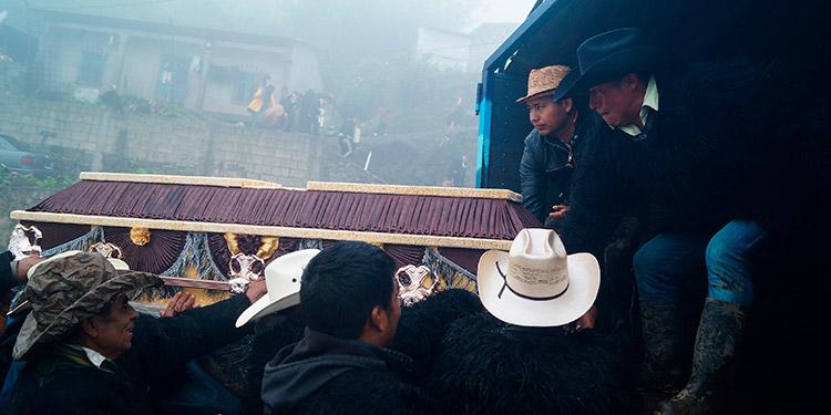 Crece a 25 la cifra de muertos en el sureste de México tras el paso de Eta