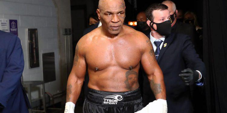 """""""Nunca me gustó quien era"""", dice Mike Tyson, que planea seguir combatiendo"""