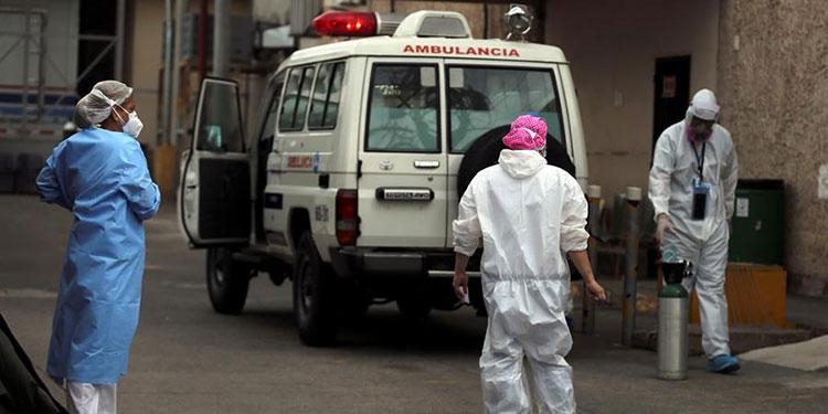 Muertos por COVID-19 en Honduras ascienden a 2.765 y contagios a 100.573